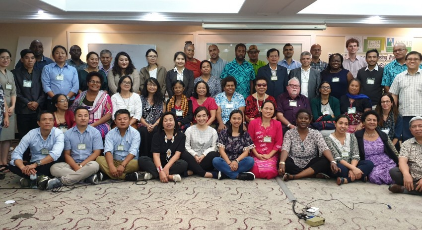 Regional dialogue for Forest-Dependent Indigenous Peoples (IPs), other forest dwellers and southern Civil Society Organizations (CSOs) in Asia-Pacific